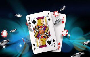 Seperempat dek kartu lumayan banyak untuk mengakhiri satu set Blackjack